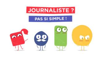 Journaliste ? Pas si simple ! 4