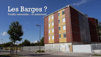 The barges 21