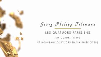 G. P. Telemann - Intégrale des Quatuors Parisiens 26
